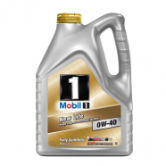 Mobil 1 New Life 151048 0W-40 Synthetisches Motoröl 5 L
