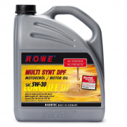 ROWE Hightec Multi Synt DPF 5W-30 Longlife 3